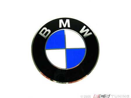 ES#65773 - 36136758569 - BMW Wheel Center Cap Emblem - Priced Each - 70mm, A replacement sticker for your center cap - Genuine BMW - BMW
