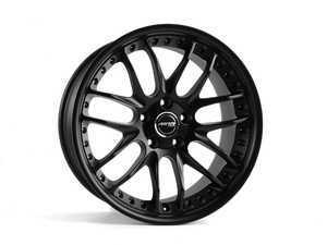 """ES#2207761 - GT7198595MB - 19"""" GT7 Wheels - Staggered Set Of Four - 19x8.5 Et35 / 19x9.5 ET35. Full Matte Black - MRR Design - BMW"""