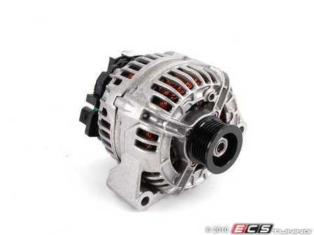 ES#2592772 - 0111542702KT1 -  Remanufactured 120 Amp Alternator - Price includes a $101.01 refundable core charge - Bosch - Mercedes Benz