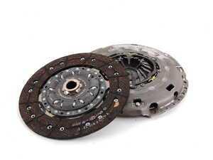 ES#263744 - 06F141015C - Clutch Kit - Includes clutch disc and pressure plate - Genuine Volkswagen Audi - Audi Volkswagen