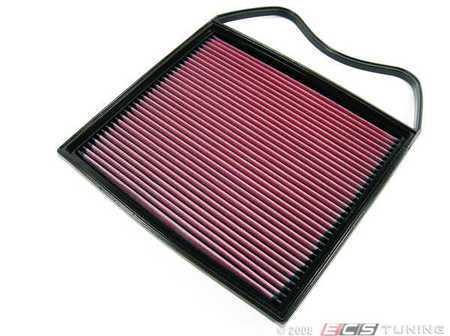ES#11293 - 33-2367 - K&N Performance Air Filter - Drop in performance air filter - K&N - BMW