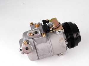 ES#2089892 - 64526918000 - A/C Compressor - No core charge necessary - Mahle-Behr - BMW