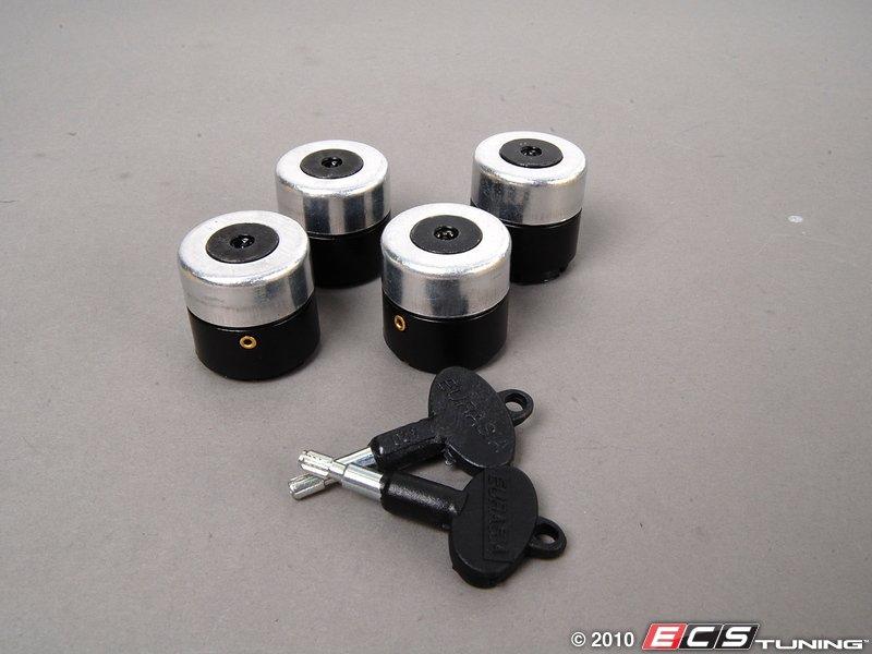Eurasia  11805  Wheel Lock Kit  Set Of Four