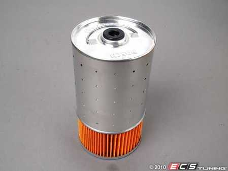 ES#2587141 - 6011800109 - Oil Filter - Priced Each - Includes all needed o-rings for installation - Bosch - Mercedes Benz