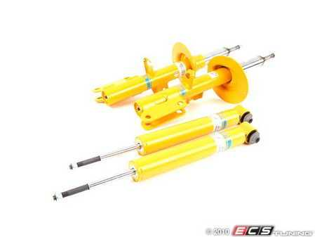 ES#260045 - E5331_33 - B6 Performance Shocks & Struts Set - Unbelievable control, precise handling, ultimate performance and incredible comfort. German-made with world-famous Bilstein quality and a limited lifetime warranty! - Bilstein - BMW