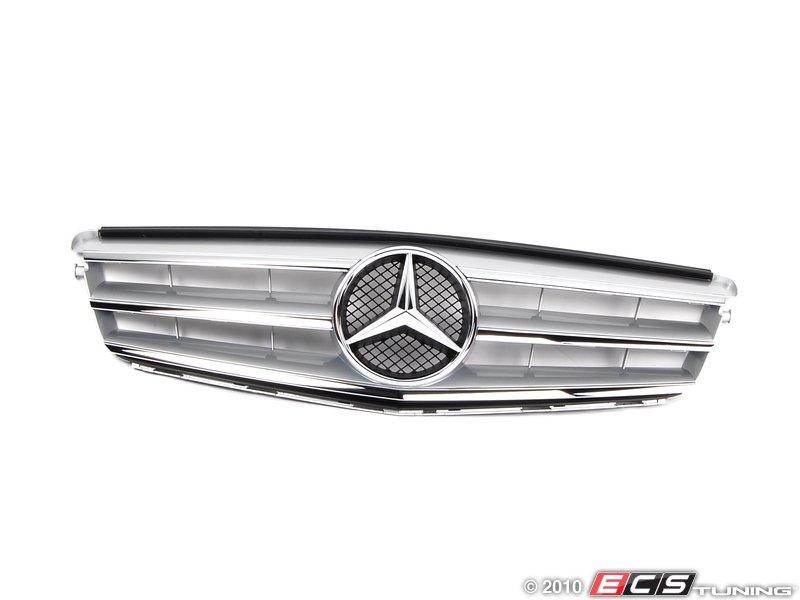 Genuine mercedes benz 20488000239744 radiator grille for Mercedes benz genuine parts