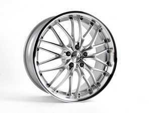 """ES#2190291 - GT01198551235HS - 19"""" GT1 Wheel - priced each - 19x8.5"""" 5x112 ET35 - hyper silver - MRR Design - Audi Volkswagen"""