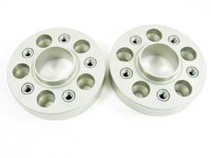 ES#377 - 6055665 - H&R DRA Series Wheel Spacer - 30mm (1 Pair) - Get a new set of spacers and widen the stance of your vehicle - H&R - Mercedes Benz