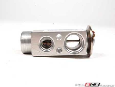 ES#1800461 - 2308300184 - A/C Expansion Valve - Priced Each - Located where the refrigerant lines connect to the evaporator. - Genuine Mercedes Benz - Mercedes Benz