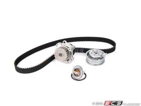 ES#2143105 - 06A198510 - ECS Tuning Timing Belt Kit - Ultimate - Everything you need for a complete timing belt job. Buy it all together & save. - Assembled By ECS - Volkswagen