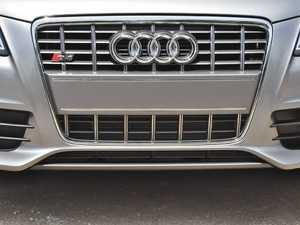 ES#451217 - 8K08071101RR - Front Lower Lip Spoiler - Platinum Grey - Accent your grille with this lower spoiler - Genuine Volkswagen Audi - Audi