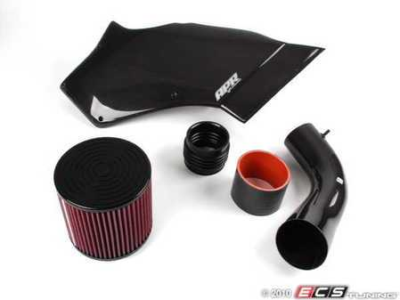 ES#2193026 - CI100023 - Complete Stage 2 Carbon Fiber Cold Air Intake Kit - Includes the carbon fiber cold are intake with the stage 2 back pipe - APR - Audi