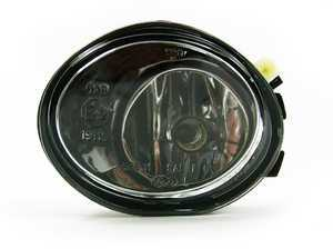 ES#173939 - 63177894018 - Fog Lamp Assembly With Clear Lens - Right - Comes with bulb - Genuine BMW - BMW