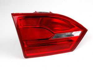 ES#2209718 - 5C6945093A - Inner Tail Light Assembly - Left - Includes rear fog light - Genuine European Volkswagen Audi - Volkswagen
