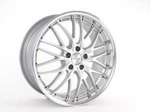 "ES#2207687 - GT11911235 - 19"" GT1 Wheels - Set Of Four - 19""x8.5"" ET35 5x112 Hyper Silver - MRR Design - Audi Volkswagen"