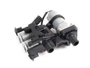 ES#177222 - 64118368462 - Auxilary Water Pump/Water Valve - With Additional Water Pump - Genuine BMW - BMW