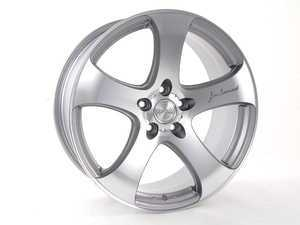 "ES#2221241 - HR2511235 - 19"" HR2 Wheels - Set Of Four - 19""x8.5"" ET35 5x112 - Silver/Diamond Cut Face - MRR Design - Audi Volkswagen"