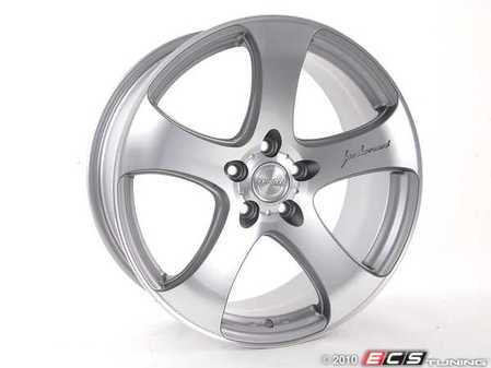 "ES#2207681 - HR21911235 - 19"" HR2 Wheels - Set Of Four  - 19""x8.5"" ET45 5x112 - Silver with Diamond Cut Face - MRR Design - Audi Volkswagen"
