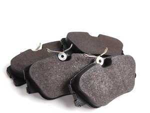 ES#2598552 - 0004209920 - Front Brake Pad Set - Does not include brake pad wear sensors - Textar - Mercedes Benz