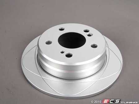 ES#2215065 - 2014231212 - Premium One Rear Brake Rotors - Priced Each - Replace your rotors for a great price - ATE -