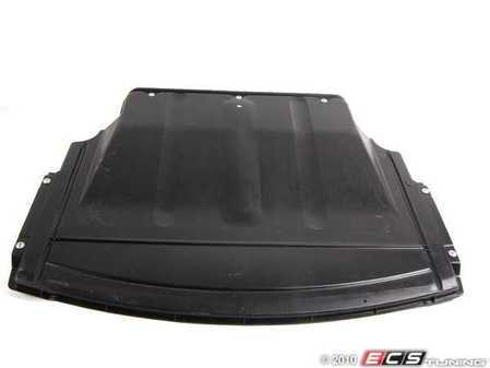 ES#130099 - 51718268344 - Belly Pan - Keep your engine protected - includes basic installation hardware - Genuine BMW - BMW