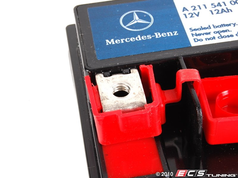 Genuine Mercedes Benz 2115410001 Auxiliary Battery No