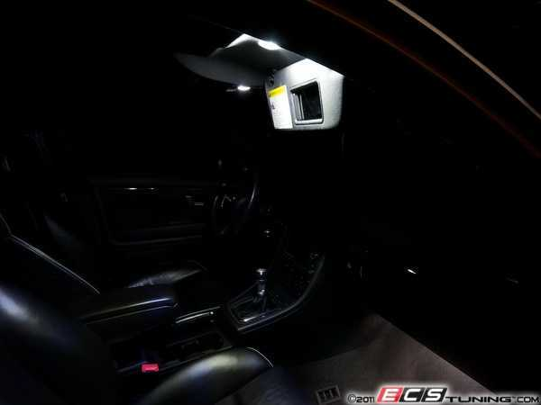 Lighted Vanity Mirror Kit : ZiZa - RS4VANITY - LED Vanity Mirror Lighting Kit