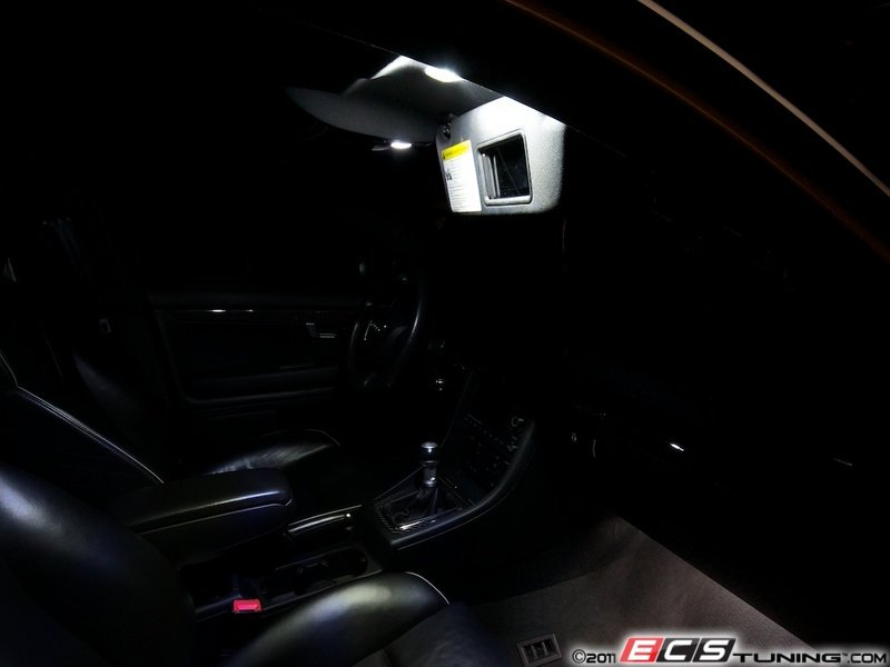 Vanity Led Light Kit : ZiZa - RS4VANITY - LED Vanity Mirror Lighting Kit