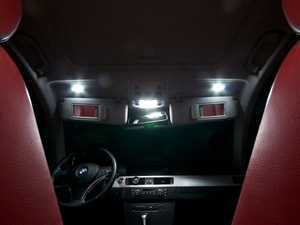 ES#2215324 - 335VANITY - LED Vanity Mirror Lighting Kit - See details like never before, with LED bulbs for your vanity mirrors from Ziza. - ZiZa - BMW