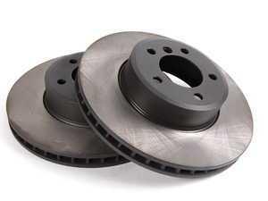 ES#2153921 - 40506021 - Front Brake Rotors - Pair (324x30) - Budget friendly rotors. - OP Parts - BMW