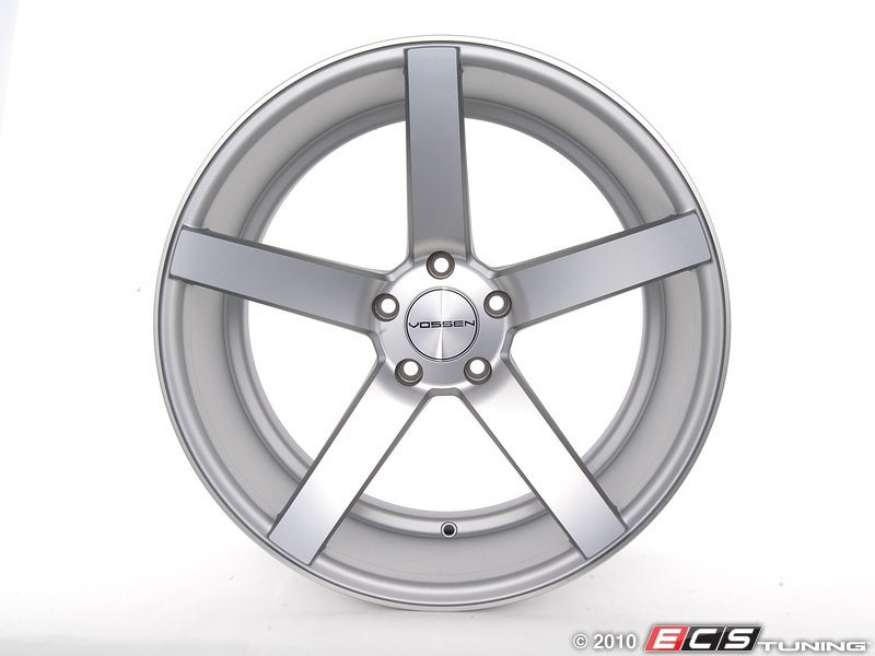 ecs news vossen cv3 wheels 20 staggered sets. Black Bedroom Furniture Sets. Home Design Ideas