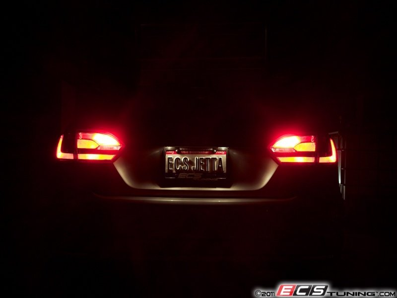 Ecs 003325ecs01a Mkvi Jetta Rear Fog Lamp Harness