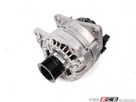 ES#2840 - AL0716kt - Remanufactured Alternator - 70 Amp - Price includes $115 refundable core charge - Bosch - Volkswagen