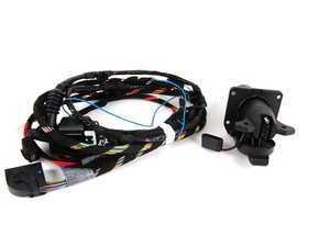ES#262790 - 71602156526 - Trailer Hitch Wiring Harness - Includes all required wiring; included with trailer hitch kit. - Genuine BMW - BMW