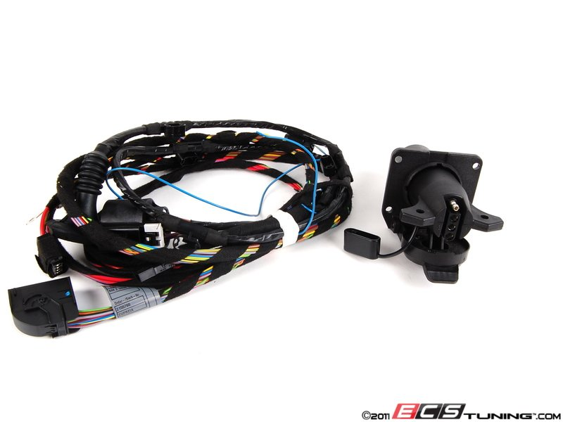 ES#262790 - 71602156526 - Trailer Hitch Wiring Harness - Includes all required wiring;  sc 1 st  ECS Tuning : trailer hitch wiring harness - yogabreezes.com