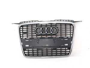 ES#6412 - 8p4853651d1qp - S-Line Grille Assembly - Grey - Direct bolt on sport grille for your A3 - Genuine Volkswagen Audi - Audi
