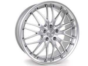 "ES#2207685 - GT11911245 - 19"" GT1 Wheels - Set Of Four - 19""x8.5"" ET45 5x112 - Hyper Silver - MRR Design - Audi Volkswagen"