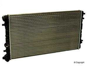 ES#2512 - 1C0121253A - Radiator - Keep your engine running cool with a new radiator - Modine - Volkswagen