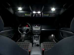 ES#2207827 - MKVLEDINTER - Master LED Interior Lighting Kit - Transform your complete interior in minutes with new LED interior lights from ZiZa - ZiZa - Volkswagen