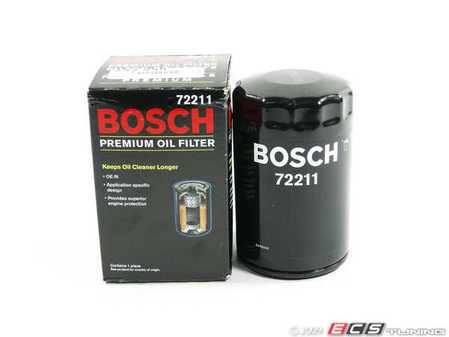 ES#2586958 - 72211 - Oil Filter - Priced Each - Keep your oil clean and your engine running like new - Bosch -