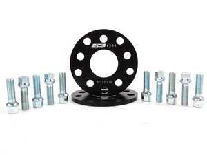 ES#251543 - ECS#244KTWBLT -  ECS Wheel Spacer & Bolt Kit - 8mm With Ball Seat Bolts - Includes everything you need to install spacers on two wheels - ECS - Audi Volkswagen