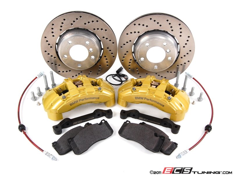 Ecs News E36 E46 Bmw Performance Big Brake Kit