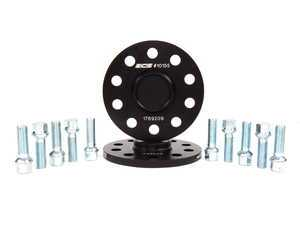 ES#250725 - ECS10155KTWB - ECS Wheel Spacer And Bolt Kit - 10mm With Ball Seat Bolts - Comes with everything you need to install spacers on two wheels - ECS - Audi Volkswagen