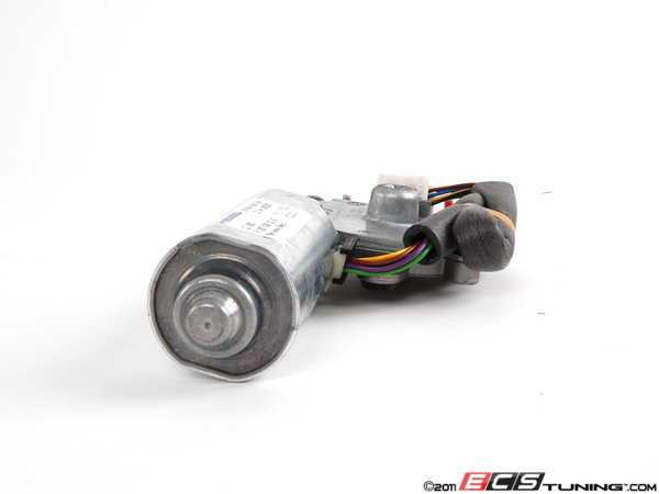 Genuine mercedes benz 2038203242 sunroof motor for Mercedes benz sunroof repair