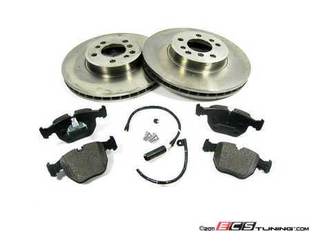 ES#205327 - ECSE533411-1e - ECS RPS Kit - Front, Brembo Rotors & PBR Ceramic Pads - Everything you need to service your brakes in an afternoon. - Assembled By ECS -