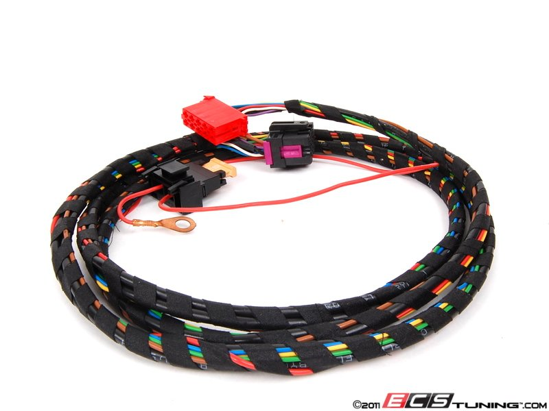 186744_x800 genuine volkswagen audi 3b0035592 cd changer wiring harness Jeep Wire Harness Connectors at bakdesigns.co