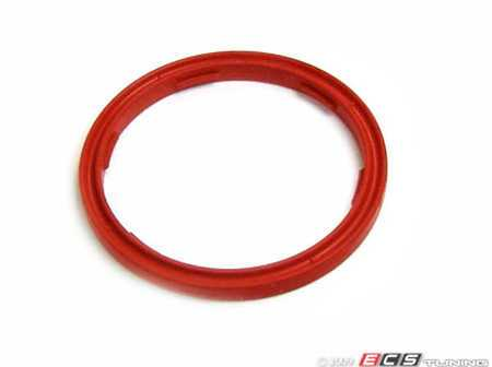 ES#31851 - 12611744292 - Oil Level Sensor O-Ring - Used to seal sensor to the oil pan - Genuine BMW - BMW
