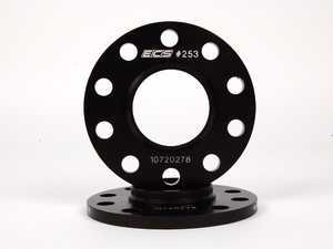 ES#11297 - ECS#253KT - Wheel Spacers - 10mm - Aircraft grade 6061-T6 aluminum spacers designed for precise fitment on your BMW / MINI - ECS - BMW MINI