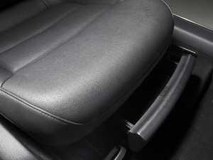 ES#2162454 - 5C689860282V - Passenger's Seat Tray Kit - Titanium Black - Great way of getting extra storage space in your MK6 Jetta - Genuine Volkswagen Audi - Volkswagen