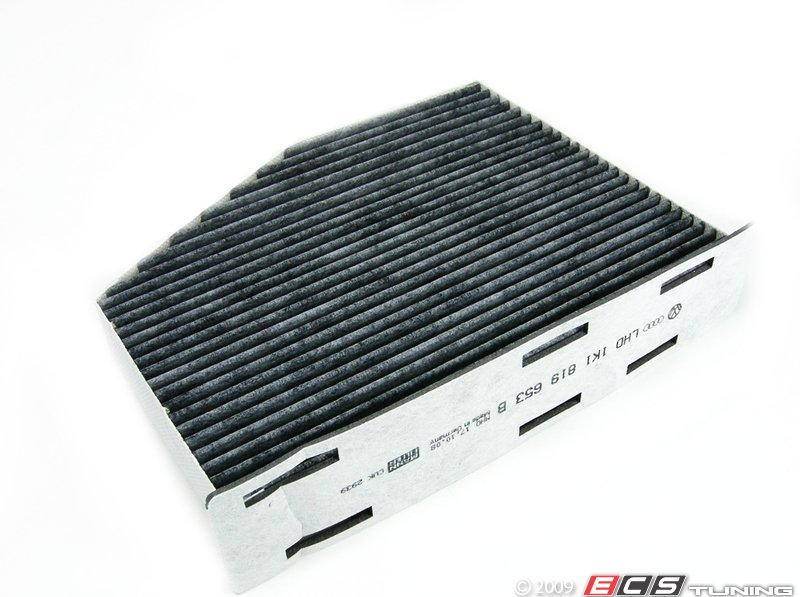 ES#258932   1K1819653B   Charcoal Lined Cabin Filter / Fresh Air Filter   A